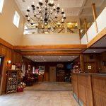 Morris Animal Inn lobby